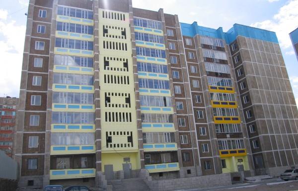 Восстановление жилых домов, г. Темиртау