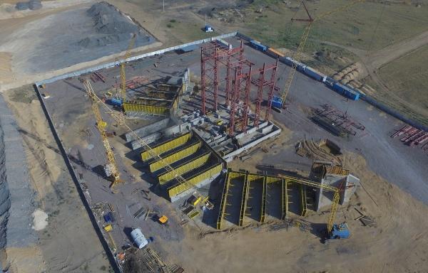 Строительство завода по производству смазочных материалов