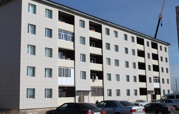 5-ти этажный 2-х подъездный дом